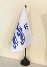 BERKSHIRE TABLE FLAG (MEDIUM 22.5cm x 15cm)